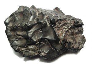 donna colpita da meteorite