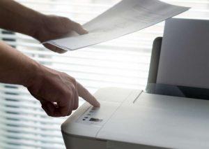 manutenzione della stampante