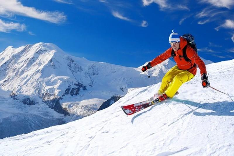 sciare fa bene
