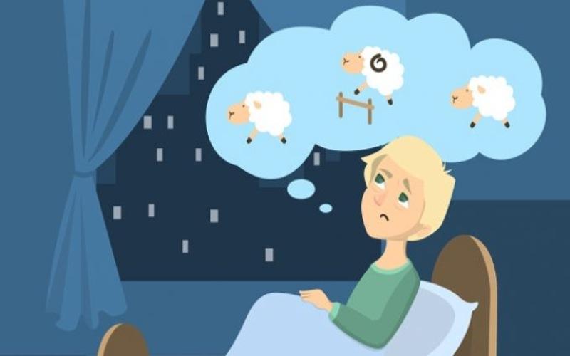 smartphone prima di dormire
